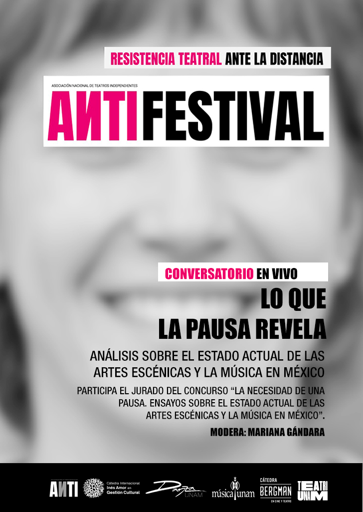 antifestival lo que la pausa revela