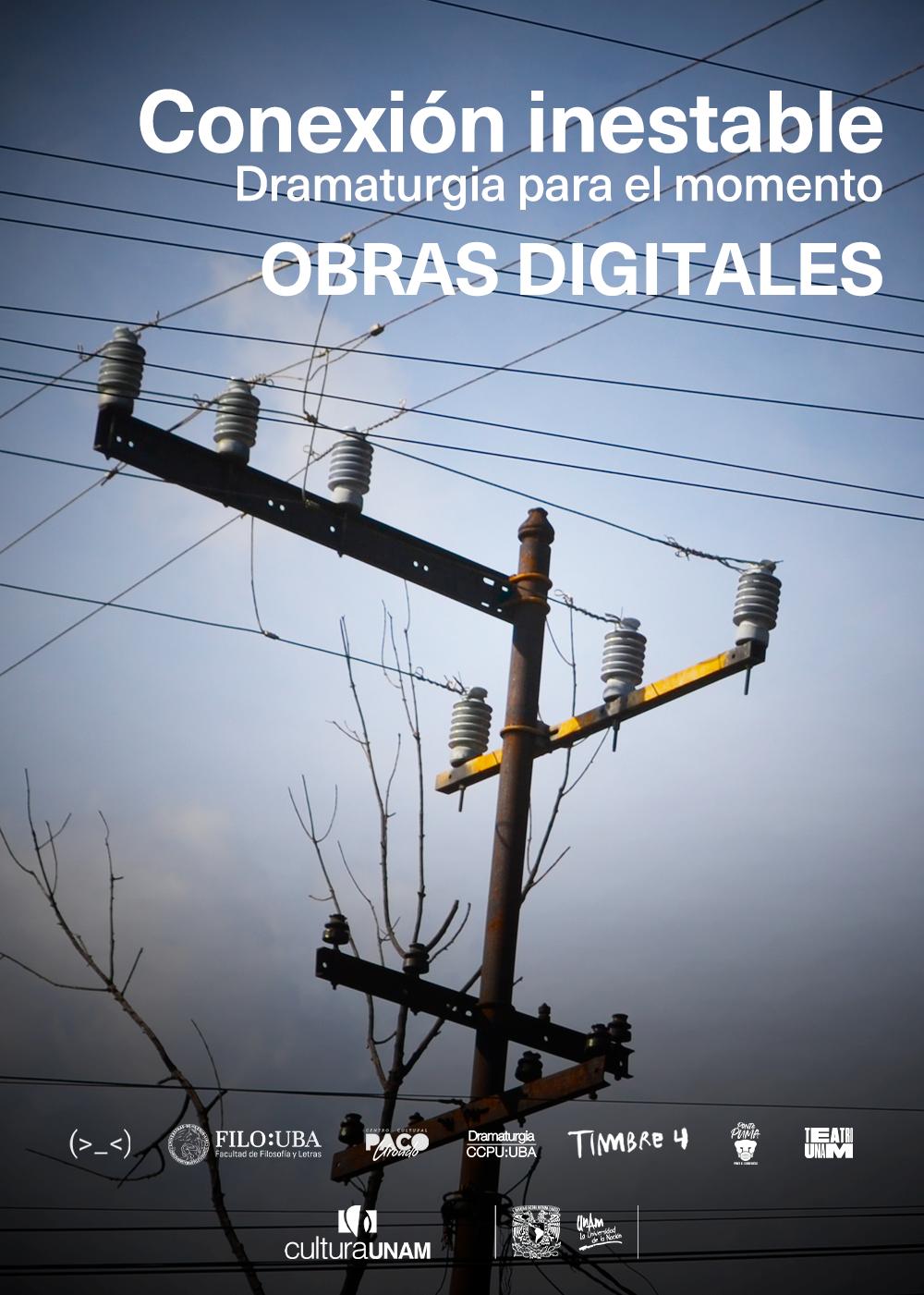 conexion inestable obras digitales
