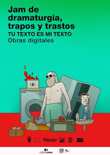 jam de dramaturgia obras digitales