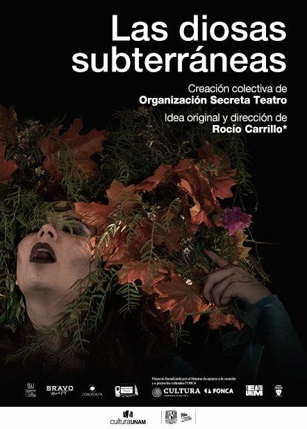 diosas subterraneas