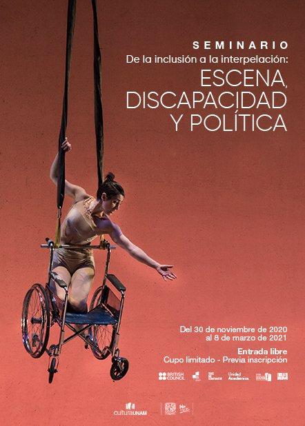 seminario escena discapacidad y politica
