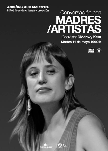 conversacion con madres artistas