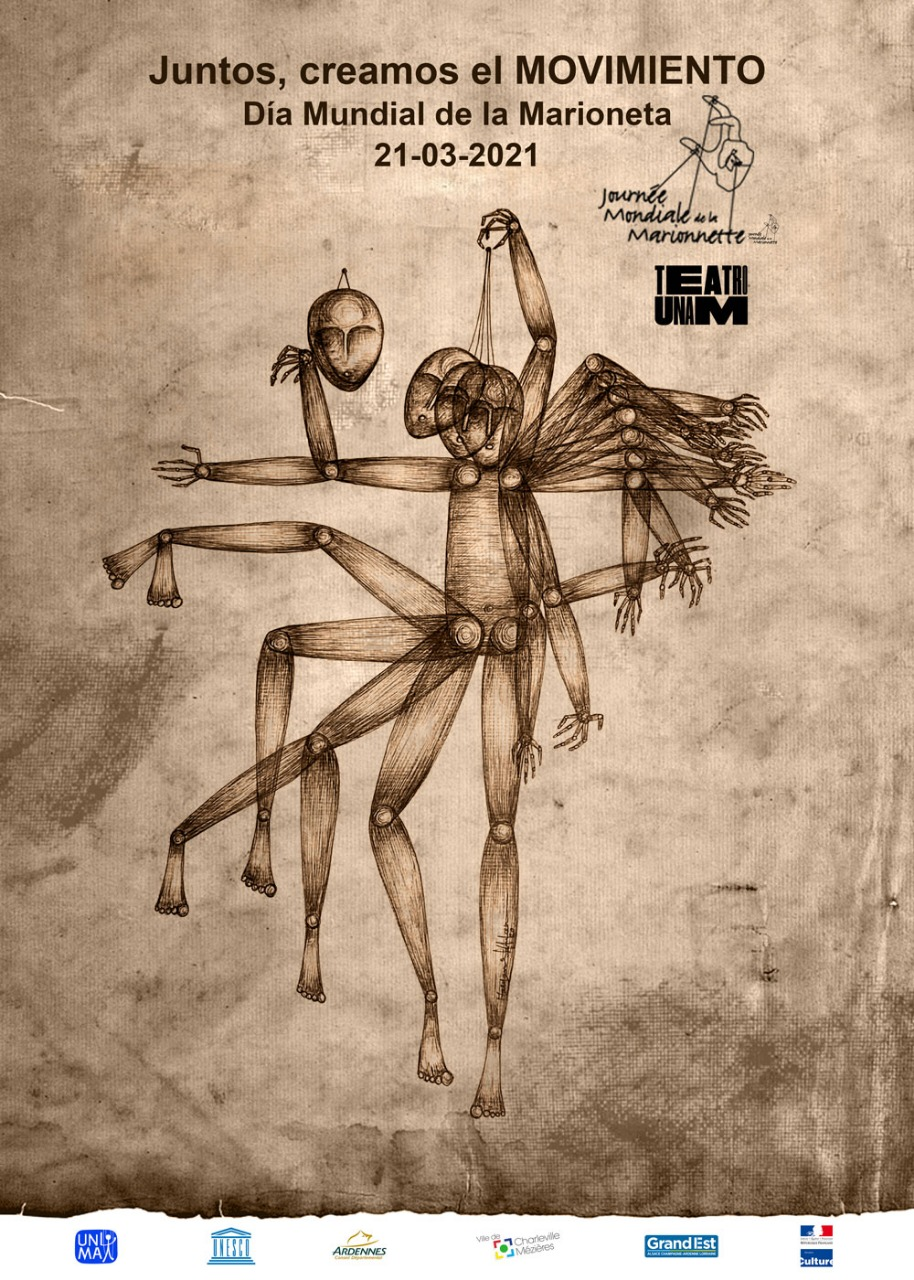 dia mundial de la marioneta