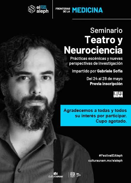 semniario teatro y neurociencia